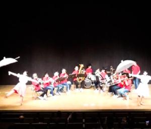 夢みらい音楽祭  大阪ユースブラスバンド
