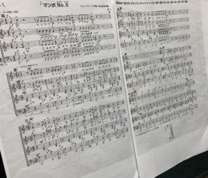 学校の音楽♪みんなで合奏(^^♪